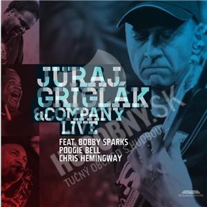 Griglák Juraj & Company - Live (feat. Bobby Sparks, Poogie Bell, Chris Hemingway) od 9,79 €