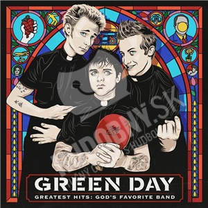 Green Day - Greatest Hits: God's Favorite Band od 15,99 €