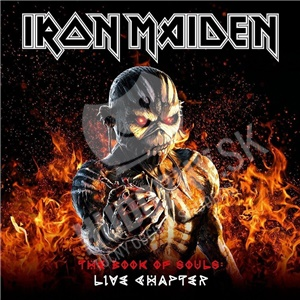 Iron Maiden - The Book of Souls: Live Chapter (2CD) od 15,99 €
