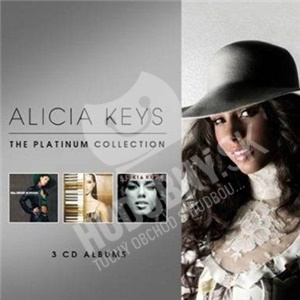 Alicia Keys - Platinum Collection -Tour Edition (3 CD) od 17,99 €
