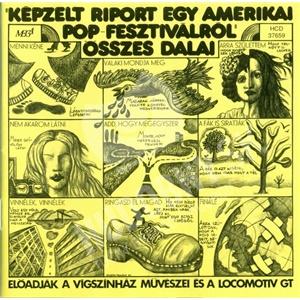 """Gabor Presser - """"Képzelt riport egy amerikai pop-fesztiválról""""  összes dalai / Harmincéves vagyok od 12,69 €"""