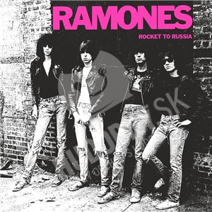 Ramones - Rocket to Russia 40th Deluxe (4CD) od 54,99 €