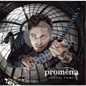 Ruml Ondřej - Proměna od 9,99 €