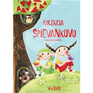 Podhradská & Čanaky - Box / Kolekcia Spievankovo (6 DVD) od 57,99 €