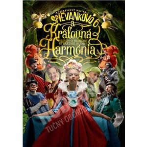 Podhradská & Čanaky - Spievankovo 6 a kráľovná Harmónia (DVD) od 12,49 €