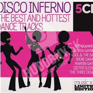 Best and Hottest Soundtracks - Disco Inferno (5CD) od 11,99 €