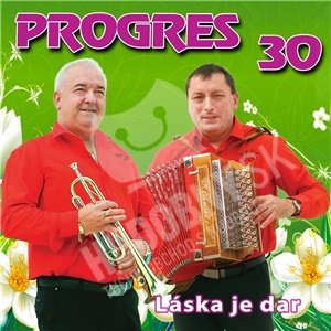Progres - Láska je dar 30 od 9,89 €