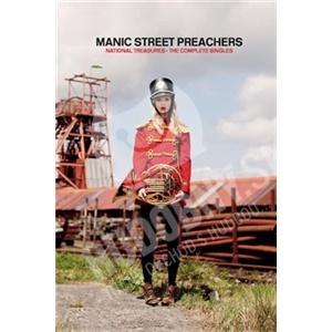 Manic Street Preachers - National Treasures (2CD+1DVD) od 29,99 €