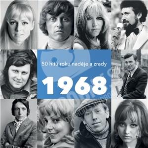 VAR - 1968 - 50 hitů roku naděje a zrady(2CD) od 10,49 €