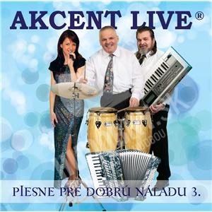 Akcent - Piesne pre dobrú náladu 3 od 7,59 €