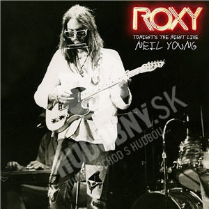 Neil Young - Roxy - Tonight's the night live (Vinyl) od 27,99 €