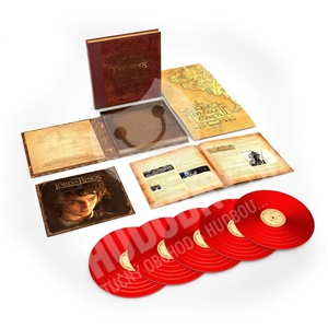 Howard Shore - The Lord of the Rings: The Fellowship of the Rings - The Complete recordings (5xVinyl) od 205,99 €