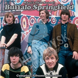 Buffalo Springfield - Whats the sound? Complete album Box (5x Vinyl) od 145,99 €