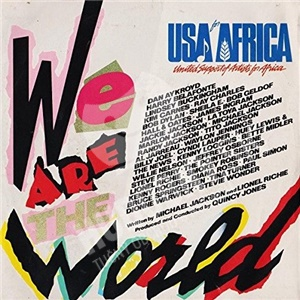 "U.S.A. for Africa - We Are The World (Vinyl 7"") od 29,99 €"