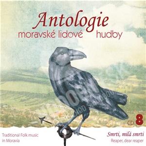 VAR - Antologie moravské lidové hudby 8 (Smrti, milá smrti) od 7,99 €