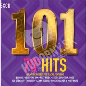 VAR - 101 70s Hits (5CD) od 8,99 €
