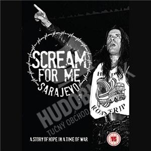 Bruce Dickinson - Scream for me Sarajevo (Bluray) od 14,99 €