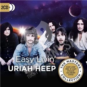Uriah Heep - Easy Livin (2CD) od 7,79 €