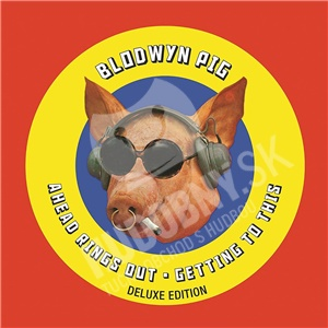 Blodwyn Pig - Ahead Rings Out/Getting to This (Deluxe 2CDEdition) od 15,99 €