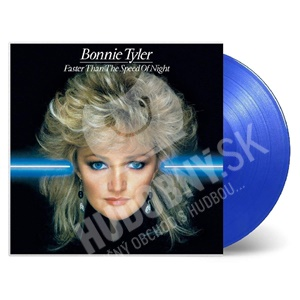 Bonnie Tyler - Faster Than the Speed of Nigh (Vinyl Coloured) od 22,99 €