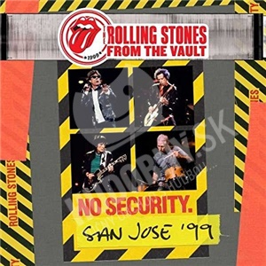 Rolling Stones - From the Vault: No Security-San Jose 1999 (3x Vinyl) od 36,99 €