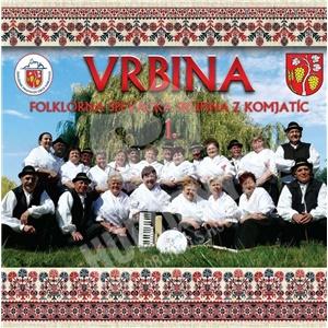 Folklórna spevácka skupina - Z komjatíc vrbina 1 od 7,79 €