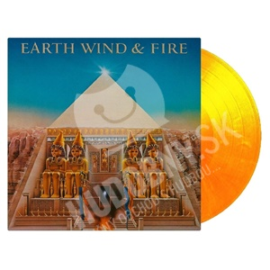 Earth, Wind & Fire - All 'N All (Limited Flaming Vinyl) od 24,99 €