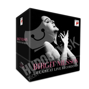 Birgit Nilsson - The Great Live Recordings (31CD Box Set) od 91,99 €