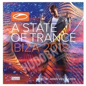 Armin Van Buuren - A state of trance Ibiza 2018 (2CD) od 22,99 €