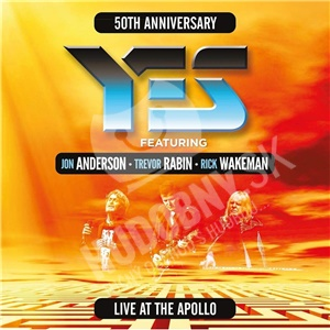 YES - Live at the Apollo (2CD) od 14,99 €