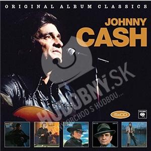 Johnny Cash - Original Album Classics (5CD) od 17,99 €