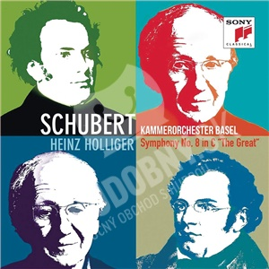 "Schubert - Schubert: Symphony in C Major, ""The Great"" Kammerorchester basel/Heinz Holliger od 13,99 €"