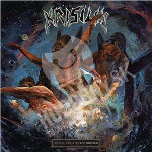 Krisiun - Scourge of the Enthroned od 14,59 €