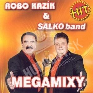 Robo Kazík - 13. MEGAMIXY [KAZIK & SALCO band] od 9,99 €