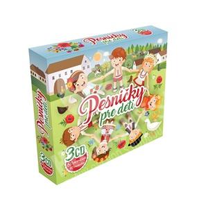 VAR - Pesničky pre deti 3CD BOX od 14,79 €