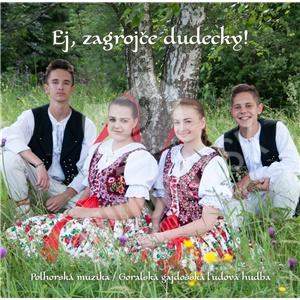 Polhorská muzika - Goralská gajdošská ľudová hudba - Ej, zagrojče dudecky! od 7,79 €
