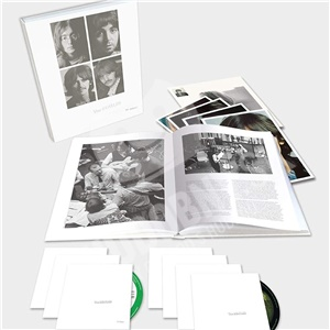 The Beatles - The BEATLES (White Album - Limited  Super Deluxe Edition - 7CD) od 154,99 €