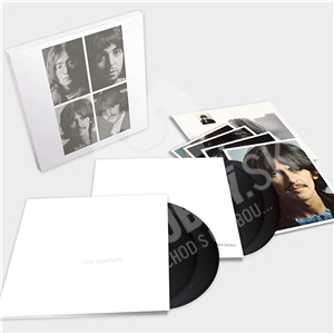 The Beatles - The BEATLES (White Album - Limited Deluxe 4x Vinyl) od 106,99 €