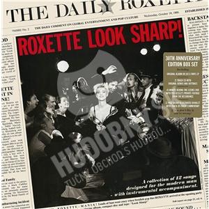 Roxette - Look Sharp! 30th Anniversary Edition Box Set (Vinyl+CD+DVD) od 41,99 €