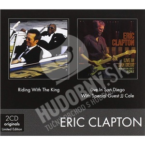 Eric Clapton - Riding With The King & Live In San Diego With Special Guest JJ Cale od 13,49 €
