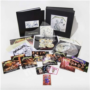Metallica - ...And Justice For All - Deluxe Box Set (18x Vinyl, 2x CD, 1x DVD) od 219,99 €