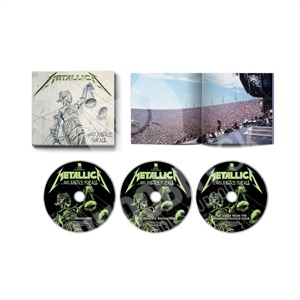 Metallica - ...And Justice For All (3CD Expanded Edition Box-Set) od 25,49 €
