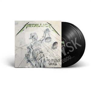 Metallica - ...And Justice For All (Vinyl) od 32,49 €