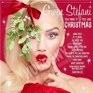 Gwen Stefani - You Make It Feel Like Christmas (Deluxe Edition) od 14,49 €