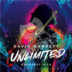 David Garrett - Unlimited-Greatest Hits (2CD Deluxe Edition) od 23,49 €
