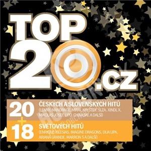 VAR - TOP 20.CZ-2018 /2 (2CD) od 12,29 €
