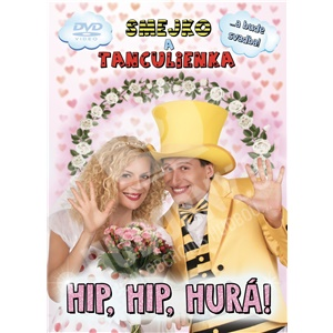 Smejko a Tanculienka - Hip, Hip, Hurá! (DVD) od 13,79 €