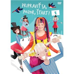 Baby Band - Pripraviť sa, pozor, štart! (DVD) od 12,69 €