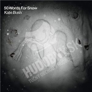Kate Bush - 50 words for snow od 16,99 €