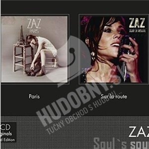 ZAZ - Coffret 2cd: Paris & sur la route (2CD) od 11,99 €